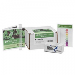 LaMotte soil testing kit